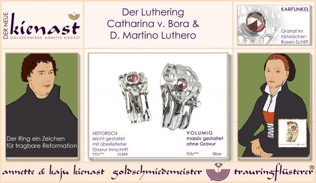 banner luther ring homepage paar silber historisch volumig internet